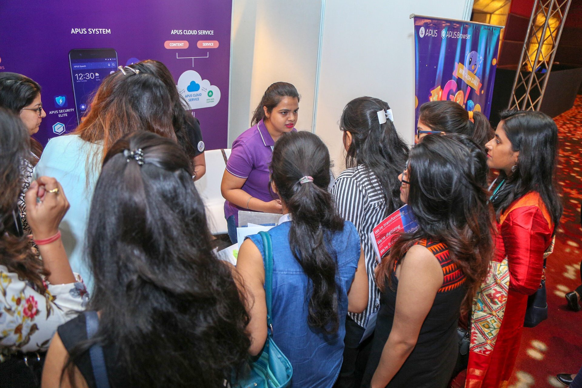 APUS Group Continues to Support Women Changemakers 2018, Gurugram, India